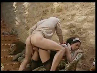 Klasiko pranses: Libre antigo pornograpya video 98