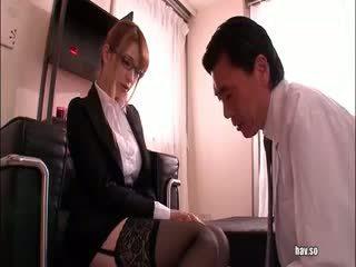 일본의, 입, 사정