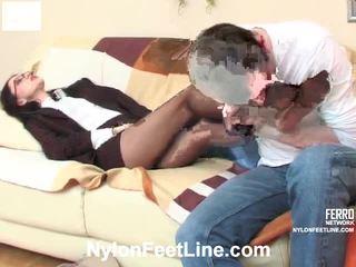 الجنس المتشددين, صنم القدم, الجنس واللعنة نذاله الفيديو