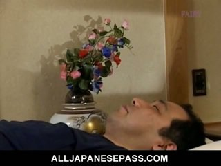 Makiko miyashita dass has sie honig pot fingered