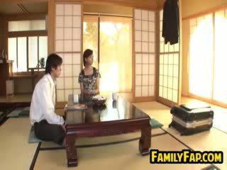 Japonské krok matka invitation