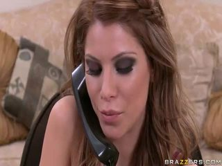 Horny Chick Getting Fuck By Her Boss