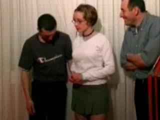 צרפתי חתיכה אנאלי מזוין
