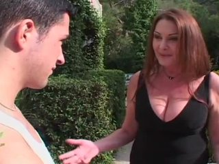 brunette, big dick, big tits