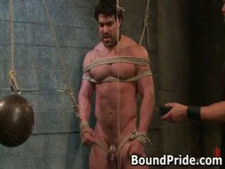 Brenn și chad în extraordinary homosexual slavery și tortura 17 de boundpride