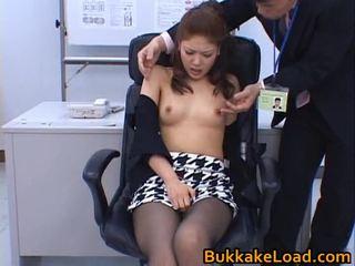 Aya matsuki hawt kuszące azjatyckie lalka enjoys