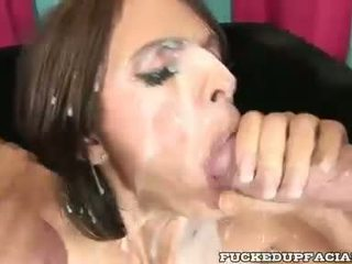 Shy Love Receives Her Face Blows By 2 ...