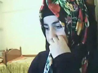 Hijab dziewczyna pokaz tyłek na kamerka internetowa arab seks kanał
