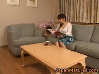 Eri nakata japonské mama