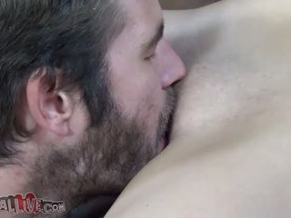pussy licking, naked, passionate