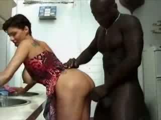 Bbw france suri rumah haviing seks dengan warga afrika zakar/batang video