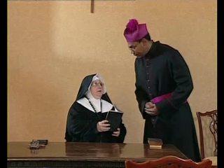 cazzo, nuns