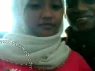Indonéský jilbab sex-asw866