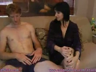 Nastyplace.org - mamma relieves sons mattino wood
