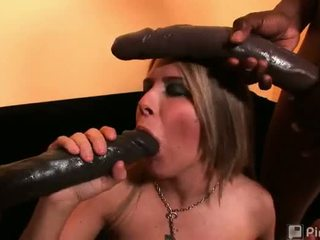 This Southern Sweetheart Is Looking For A Big Black Dick We Couldn T Give Her Exactly What She Wanted We Only Have Huge Black Dick We Split Her Snatch Wide Open And Creamed All Over Her Pretty Face