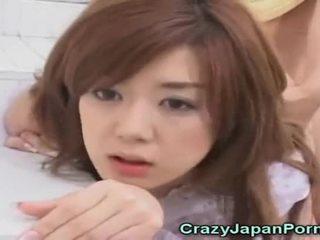Wtf pakvaišęs japoniškas paauglys porno!