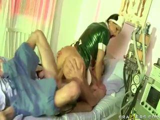 فيديو من ممرضة has جنس مع dude
