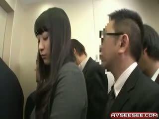 اليابانية, اللسان, فتاة