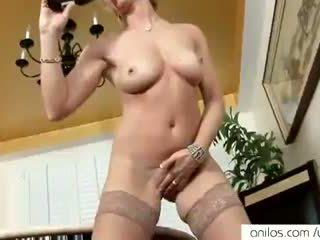 金发, 性高潮, 性玩具