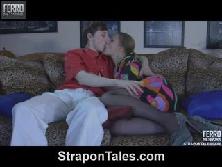 Alana&ranald violent strapon tindakan