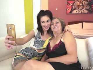 lesbians, grannies, matures