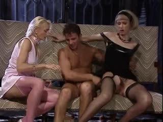 sexo en grupo, tríos, vendimia