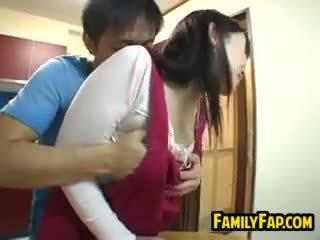 Seksuālā japānieši solis māte