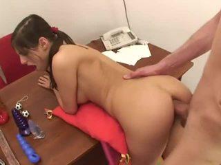 Micuta adolescenta anal 2