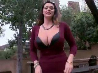 Alison tyler - huge natural tits get fucked