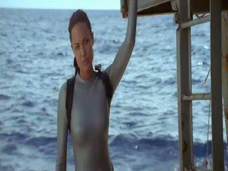 Angelina Jolie Tomb Raider
