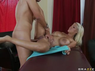 Busty Large Billibongs Bridgette B In Real Hardcore Fucking