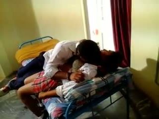 Indian First Time College Girl Romance, Porn 45