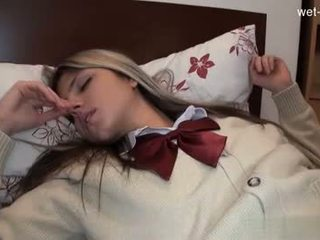 Ex girlfriend creampie accident