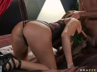 Madelyn Marie Love Choking Self With Hard Dick