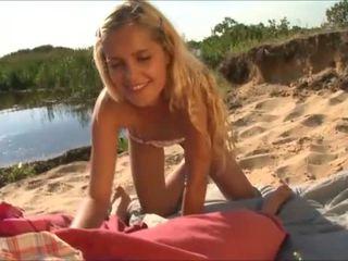 teen חובב חף מפשע, מציצות, החוף