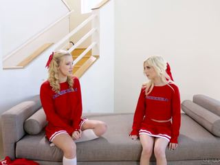 Piper perri 和 bailey brooke - rival cheerleaders: 色情 18