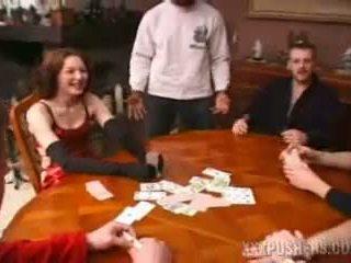 orgia, poker