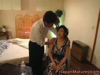 Kimainen japanilainen läkkäämpi babes imevien part6