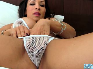 Denise Masino - Home Alone - Female Bodybuilder