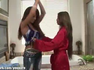 big boobs, female friendly, girl on girl