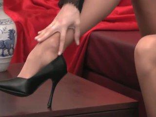 ayak fetişi, parmak, uzun bacaklar