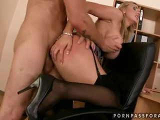Bawdy sexy boobed tanya tate gets henne munn jizzed bare som hun asked til