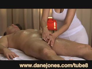 Danejones ayu hot masseuse takes care of your orgasme
