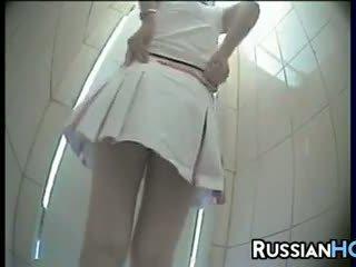 隠された トイレ camera