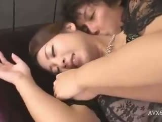 Jav نموذج satomi suzuki rammed شاق