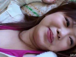 Sin afeitar asiática nena creampied