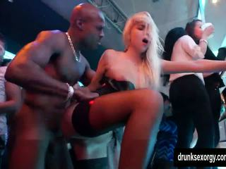Excited Bisexual Pornstars Fucking at Sex Party: HD Porn 94