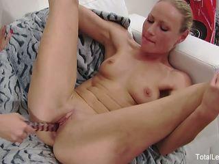 blondes, sex toys, lesbians