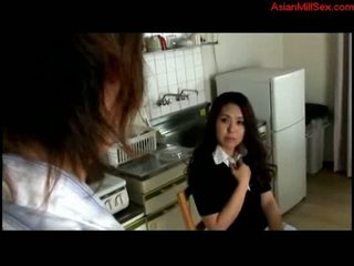 Mom aku wis dhemen jancok fingered by young guy in the pawon