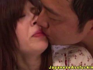 Asian Babes Gaping Anal Creampie